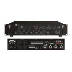 [:ru]Микширующий усилитель мощности TI-2406S [:ro]Mixer audio cu amplificator ITC TI-2406S [:]