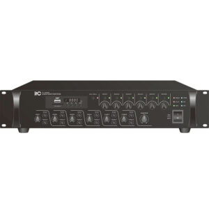 [:ru]ITC Audio TI-5006S 6-ти зонный микширующий усилитель с аттенюатором и USB[:ro]Mixer audio cu amplificator ITC Audio TI-5006S cu 6 zone și USB[:]