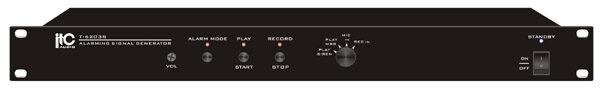 Voice Alarm Signal Generator, 30W T-6203S