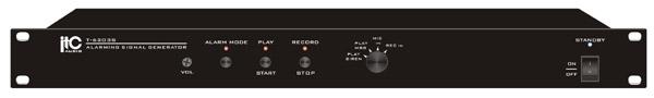 [:ru]Блок речевых сообщений T-6203S[:ro]Voice Alarm Signal Generator, 30W T-6203S[:]