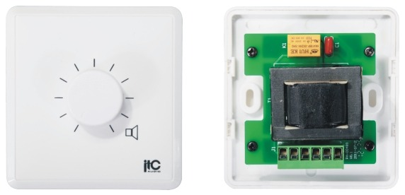 [:ru]Регулятор громкости ITC T-673 30W [:ro]Potentiometru volum ITC T-673 30W [:]