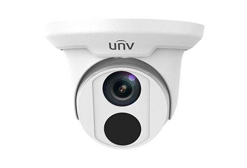 Camera IP Uniview IPC3614SR3-DPF28 4MP Fixed Dome Network