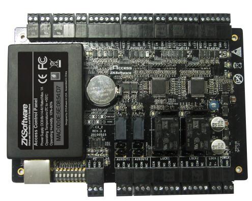 Controler de acces ZKTeco C3-200 (2 uși)