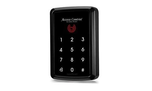 Ecran sensibil la atingere cu control de acces pe o singură ușă NT-T09