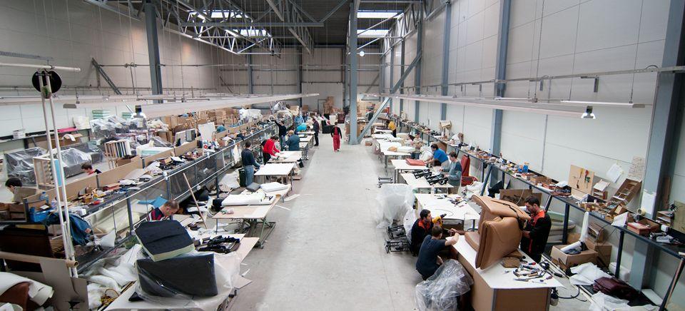 Producător de mobilă moale «Max & Furniture» au ales echipament de la compania TopTeh Impex!