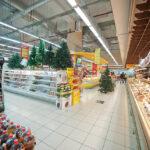 Pe parcuslui perioadei îndelungate la rețea de supermarkete Fourchette actioneaza supravegherea video procurată de la compania Topteh Impex!